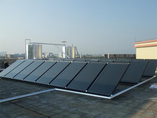 太阳能热水器工程方案