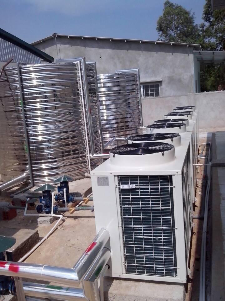越南酒店空气能热水器 就用炬邦空气能热水器
