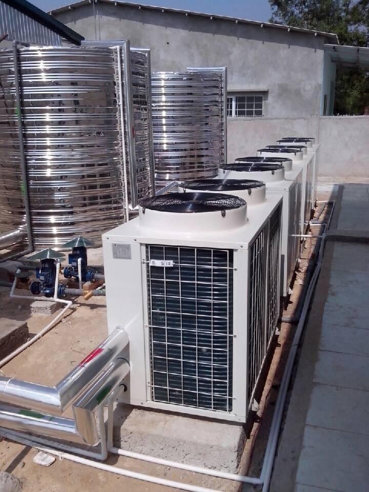 东莞空气能热泵工程图 医院热水工程改造