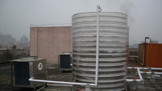 空气能热水工程安装