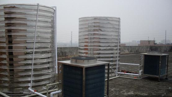 工厂宿舍空气能热水器热水工程方案