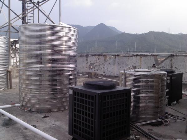 东莞酒店热泵工程案例