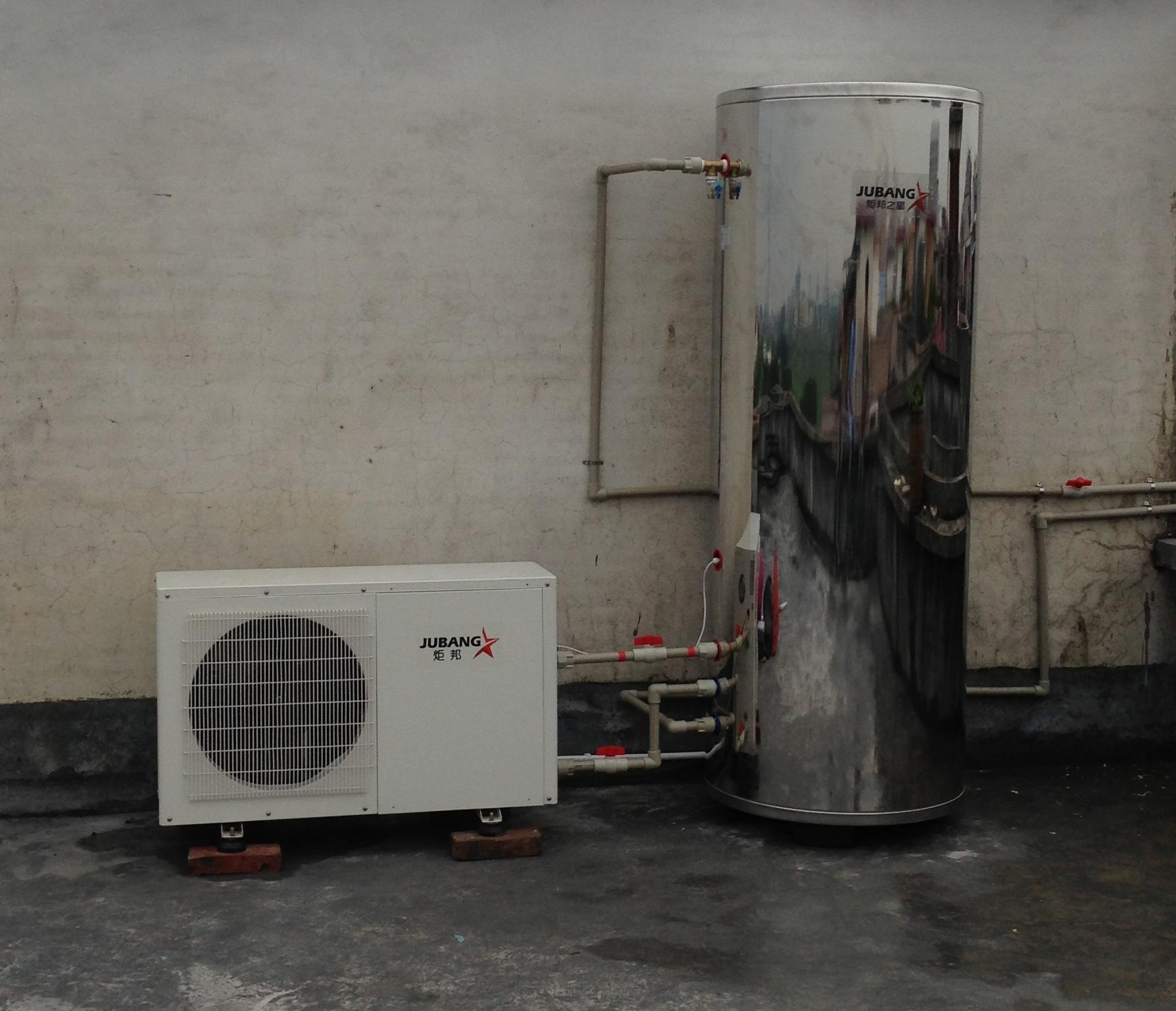 炬邦热能水循环空气能热水器