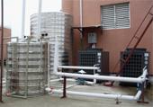 兴海商务宾馆空气能热水工程
