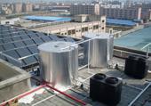 宾馆太阳能热水器工程